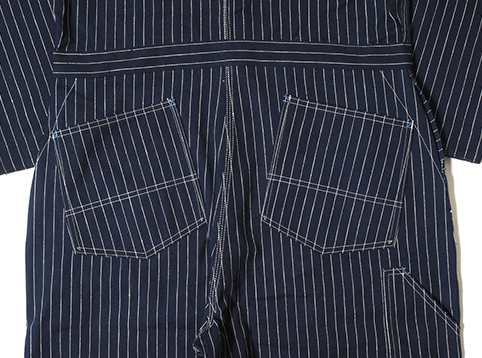 WAREHOUSE & CO. Lot.1094 ALL IN ONE STRIPE ディティール6