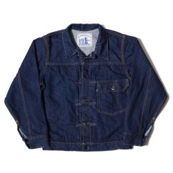 Lot 2001(NO.2) DENIM JACKET DSB