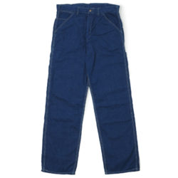 DENIM PAINTER PANTS(NO.3) DSB
