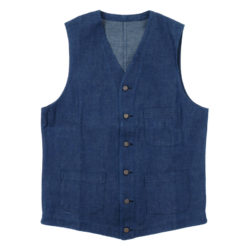 DENIM VEST(NO.3) OR