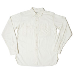 Lot 3076 TRIPLE STITCH L/S WORK SHIRTS シャンブレー オフ