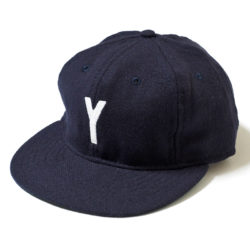 """1940'S VARSITY WOOL BASEBALL CAP """"Y"""""""
