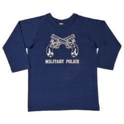 Lot 4049 7分袖フリーダムT MILITARY POLICE