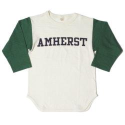Lot 4800 7分袖ベースボールT AMHERST