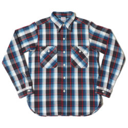 Lot 3104 FLANNEL SHIRTS D柄 NON WASH
