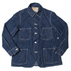 HC-081 1930's Iron alls Denim Coverall OR