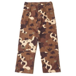 Lot 1099 U.S.ARMY CAMOUFLAGE CARGO PANTS