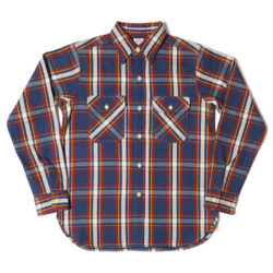 Lot 3104 FLANNEL SHIRTS D柄 ONE WASH
