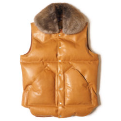 ROCKY MOUNTAIN×WAREHOUSE & CO. ULTIMATE DOWN VEST