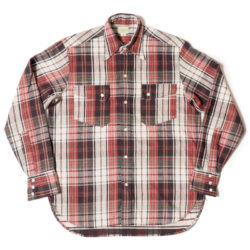 Lot  3029 FLANNEL WESTERN SHIRTS NON WASH