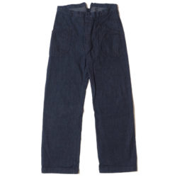 Lot 1206 USN UTILITY DENIM PANTS OR