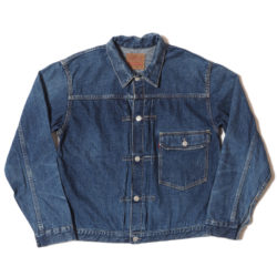 Lot 2ND-HAND 2001 DENIM JACKET USED WASH