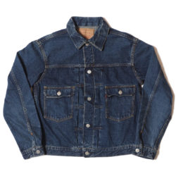 Lot 2ND-HAND 2002 DENIM JACKET USED WASH(濃)