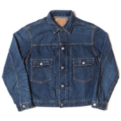 Lot 2ND-HAND 2002 DENIM JACKET USED WASH