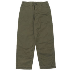 Lot 1207 MILITARY HERRINGBONE UTILITY PANTS