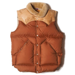 ROCKY MOUNTAIN × WAREHOUSE  NYLON CHRISTY VEST