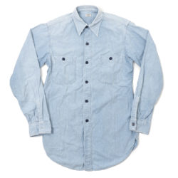 1930's TRIPLE STITCH CHAMBRAY SHIRTS