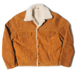 Lot 2152 3RD TYPE SUEDE RANCH JACKET