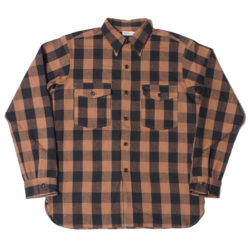 Lot 3022 FLANNEL SHIRTS WITH CHINSTRAP NON WASH