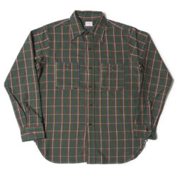 Lot 3104 FLANNEL SHIRTS B柄 NON WASH