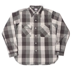 Lot 3104 FLANNEL SHIRTS C柄 NON WASH