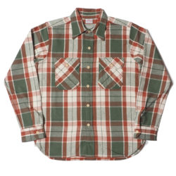 Lot 3104 FLANNEL SHIRTS E柄 ONE WASH