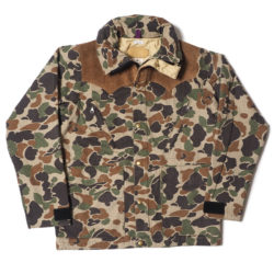 ROCKY MOUNTAIN × WAREHOUSE CAMOUFLAGE MOUNTAIN PARKA USED WASH