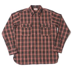 Lot 3022 FLANNEL SHIRTS WITH CHINSTRAP O/W